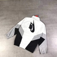 """Nike"" Fashion Zipper Cardigan Sweatshirt Jacket Coat Windbreaker Sportswear"