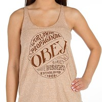 OBEY Quality Tank Top
