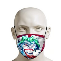 The Joker Face Mask