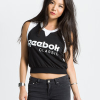 Reebok Black Graphic S/S Tee | HBX.