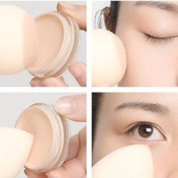 Flawless Makeup Blender Foundation Puff Multi Shape Sponges