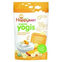 Happy Yogis Banana & Mango Organic Yogurt & Fruit Snacks - 1 oz