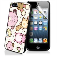 POKEMON PINK CHANSEY (NDR) - iPhone 4 Case, iPhone 4s Case and iPhone 5 case Hard Plastic Case