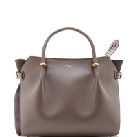 Marche Leather and Suede Tote Bag