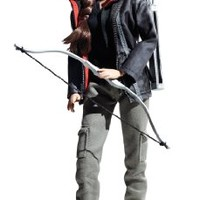 Barbie Collector Hunger Games Katniss Everdeen Doll:Amazon:Toys & Games