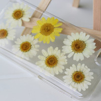 iPhone 6 Case iPhone 5s case,iPhone 5 case, iphone 5s case,Samsung galaxy s4 case pressed flowers iPhone 4S Case