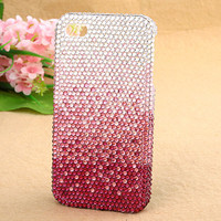 iPhone 4 Case  Luxury Swarovski Rhinestone by fashioniphonedesigne