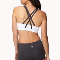 Medium Impact - Crisscross Sports Bra