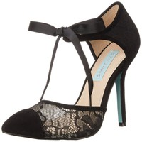 Blue by Betsey Johnson Women's SB-Reese Dress Sandal