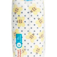 Infant The Honest Company 'Bumble Bees' Diapers