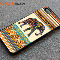 apple case, iphone 4s case, iphone 4 case, iphone case, silicone cover, iphone4, personalized iphone case, Aztec, elephant, case