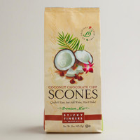 STICKY FINGERS COCONUT CHOCOLATE CHIP SCONE MIX