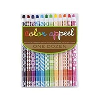 Color Appeel Crayon Sticks - Set of 12 PEN
