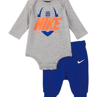 Nike® 2-pc. Football Bodysuit Set – Baby 0-12 Mos. | Stage Stores