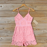 Lace Spell Romper