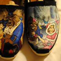 Beauty and The Beast TOMS
