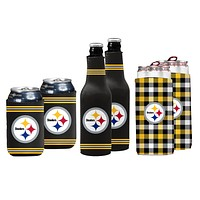 PITTSBURGH STEELERS COOZIE VARIETY PACK
