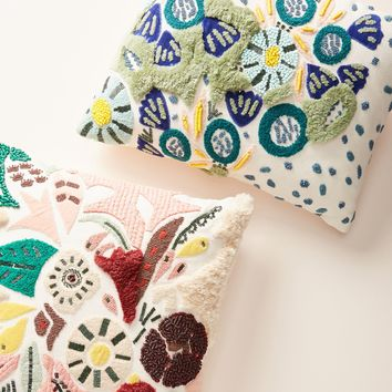 Embellished Cleo PIllow