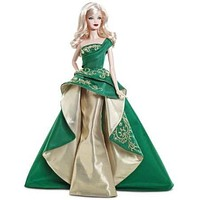 Barbie Collector 2011 Holiday Doll: Toys & Games