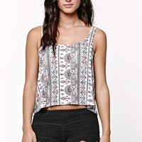 Volcom Crochet Scallop Hem Shorts - Womens Short