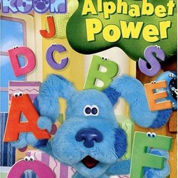 Aleisha Allen & Kathryn Avery & Bruce Caines & Elizabeth Holder-Blue's Clues - Blue's Room - Alphabet Power