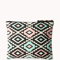 Southwestern Print Cosmetic Pouch