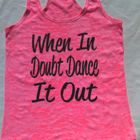 dancer shirt,dancer tanks,dancer tank top,dance shirt, dance clothes,ballet shirts,ballet tops,ballet tanks