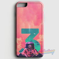 Chance The Rapper Colorfull Face iPhone 6/6S Case | casefantasy