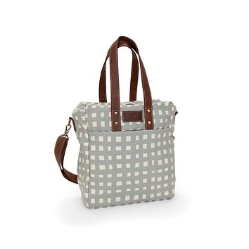 Commuter Tote - Flores