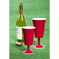 Red Wine Cup