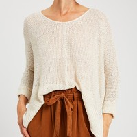 How About Now Sweater - Ivory