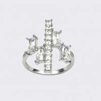 Multiform Ring by V Jewellery , Designer Fashion Jewellery Jewellery, Kabiri Jewellery Store Online