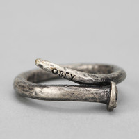 Urban Outfitters - OBEY Craftsmen Ring