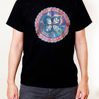 Vintage KISS Rock n'Roll Over tee from 1976