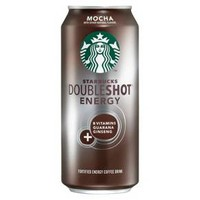 Starbucks Doubleshot Energy Mocha Fortified Energy Coffee Drink 15 oz