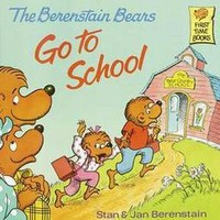 The Berenstain Bears Go to School ( First Time B... : Target