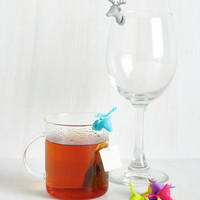 Critters I'm Deer to Help Glass Accessory Set by ModCloth