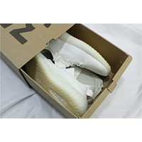 Adidas Yeezy 350 Boost V2 All White