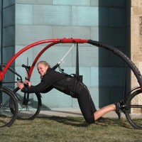 Street Flyer: A Hang-Glider for the Ground | Gadget Lab | Wired.com