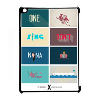 ED SHEERAN SONG LYRICS for iPad Air CASE *RA*