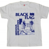 Black Flag - Nervous Breakdown T-Shirt | SST Superstore