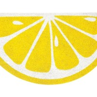 Lemon Slice Doormat