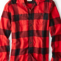 AEO 's Heritage Flannel (Red Cord)