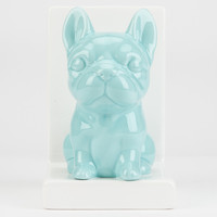 Frenchie Book End Mint One Size For Women 26991052301