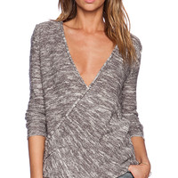 Free People Gotham Wrap in Gray