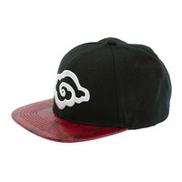 Cloud Strapback in Red