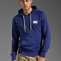 G-Star Antzenberger Hoodie in Dark Prince from REVOLVEclothing.com
