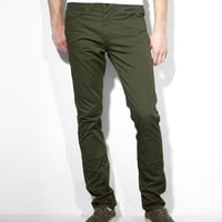 510™ Skinny Fit Line 8 Pants - Forest Night