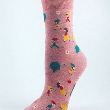 Socks - Happily After Snow White Socks