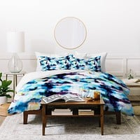CayenaBlanca Watercolour Dreams Duvet Cover